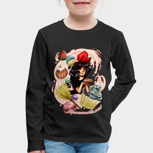 Geneworld - Kiki - T-shirt manches longues Premium Enfant