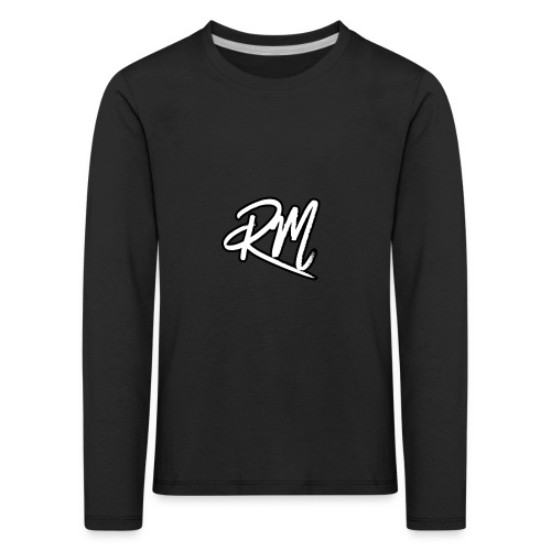 Merch Logo - Kids' Premium Longsleeve Shirt