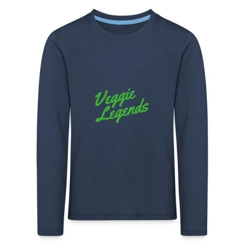 Veggie Legends - Kids' Premium Longsleeve Shirt