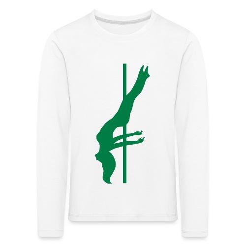Pole Dance - Maglietta Premium a manica lunga per bambini