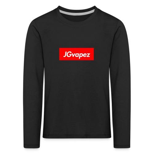JGvapez - Kids' Premium Longsleeve Shirt