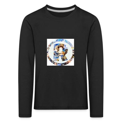 RazeDT design - Lasten premium pitkähihainen t-paita