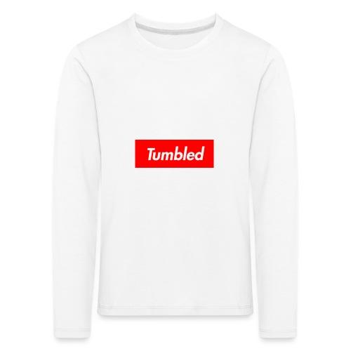 Tumbled Official - Kids' Premium Longsleeve Shirt