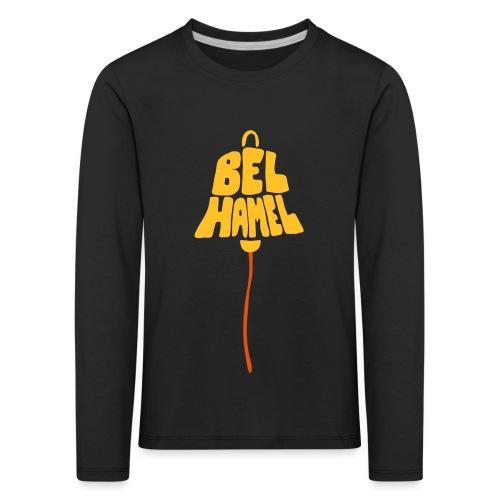 belhamel - Kinderen Premium shirt met lange mouwen