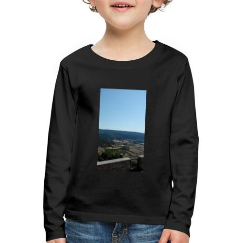 Panorama - Maglietta Premium a manica lunga per bambini