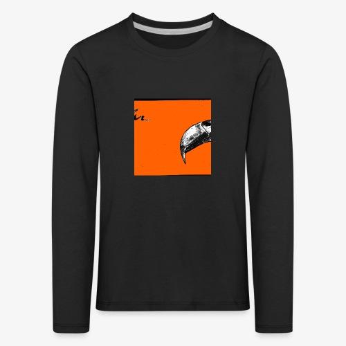 Beak Original Artwork - Långärmad premium-T-shirt barn