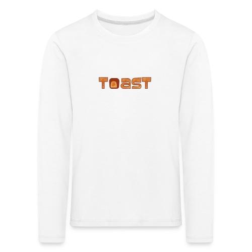 Toast Muismat - Kinderen Premium shirt met lange mouwen