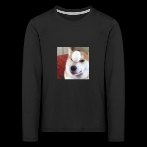 dog - Kids' Premium Longsleeve Shirt