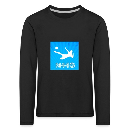 M44G clothing line - Kids' Premium Longsleeve Shirt