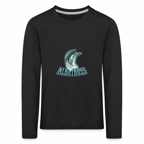 ag logo - Kinder Premium Langarmshirt