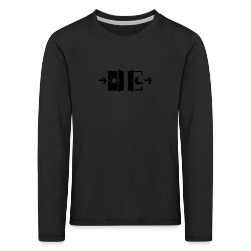 Metal Iica Enter Sandman - Kinder Premium Langarmshirt