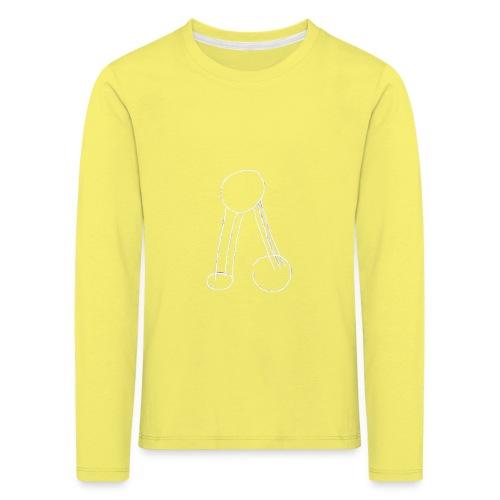 pachecobwtranspinvert - Kids' Premium Longsleeve Shirt