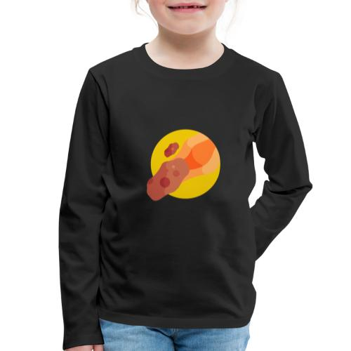 Asteroide - Camiseta de manga larga premium niño