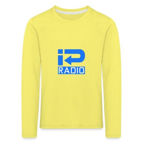 logo trans png - Kinderen Premium shirt met lange mouwen