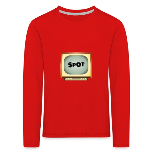 TV Spot - Maglietta Premium a manica lunga per bambini