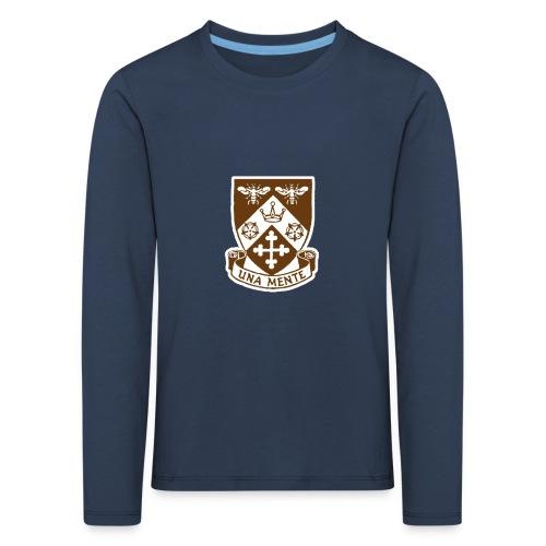 Borough Road College Tee - Kids' Premium Longsleeve Shirt