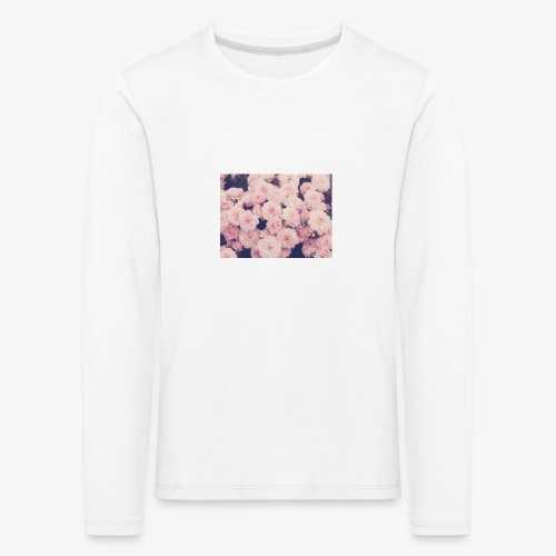 Roses - Kids' Premium Longsleeve Shirt