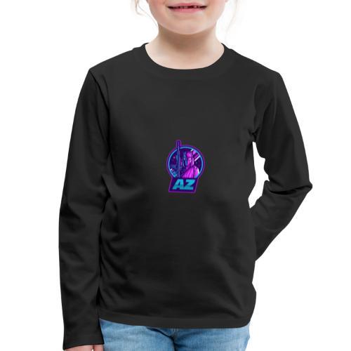 AZ GAMING LOGO - Kids' Premium Longsleeve Shirt