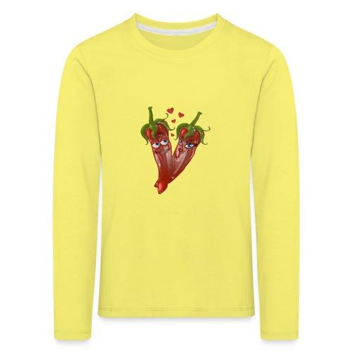 I'm Really Hot MUG - Kids' Premium Longsleeve Shirt