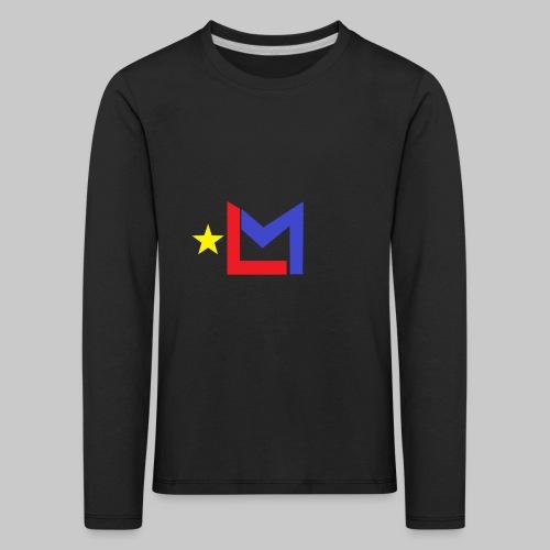 LM Design - T-shirt manches longues Premium Enfant