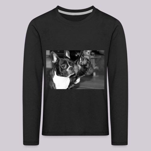 Frenchies - Kids' Premium Longsleeve Shirt