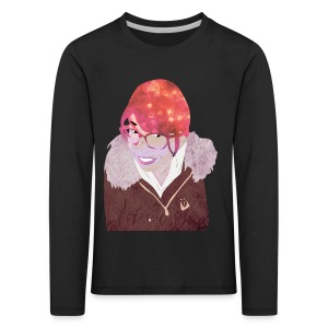 Yuri the traveler - Kids' Premium Longsleeve Shirt
