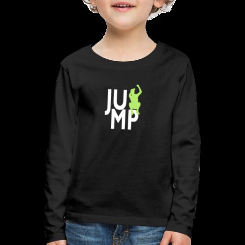 JUMP - Kinder Premium Langarmshirt
