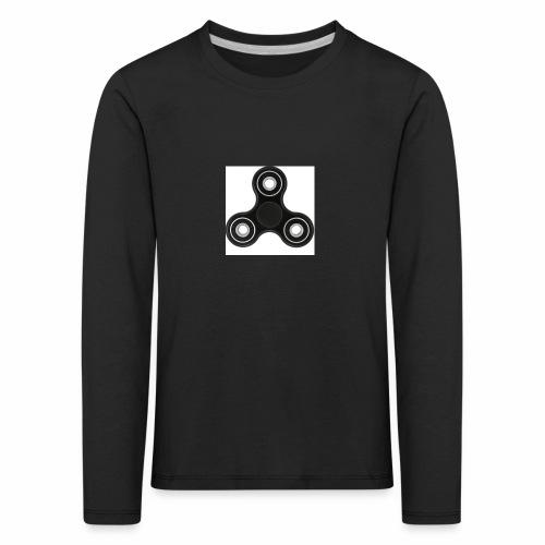 SPINNERIJONNEN UNELMA!!!!!!!!!!!!!! - Lasten premium pitkähihainen t-paita