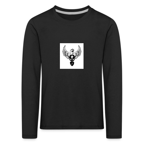 Power skullwings - T-shirt manches longues Premium Enfant