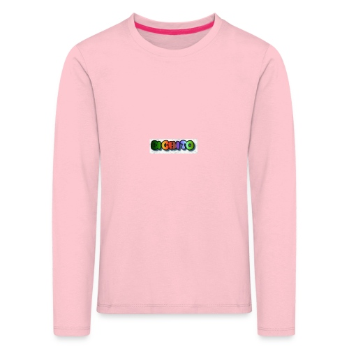cooltext206752207876282 - Camiseta de manga larga premium niño