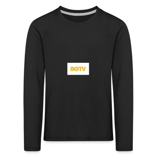 BGTV - Kids' Premium Longsleeve Shirt