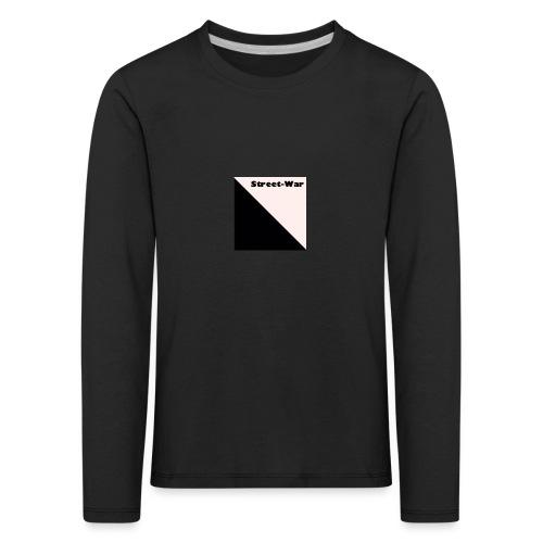 Street-War - Kids' Premium Longsleeve Shirt