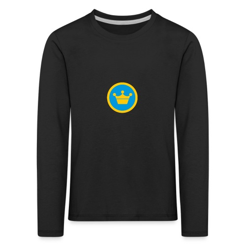 foursquare supermayor - Camiseta de manga larga premium niño