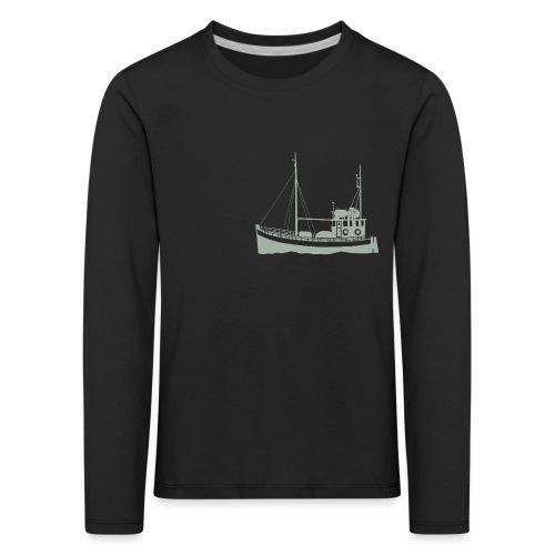 LoGo 2018 - Premium langermet T-skjorte for barn
