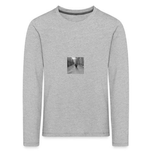 Tami Taskinen - Lasten premium pitkähihainen t-paita