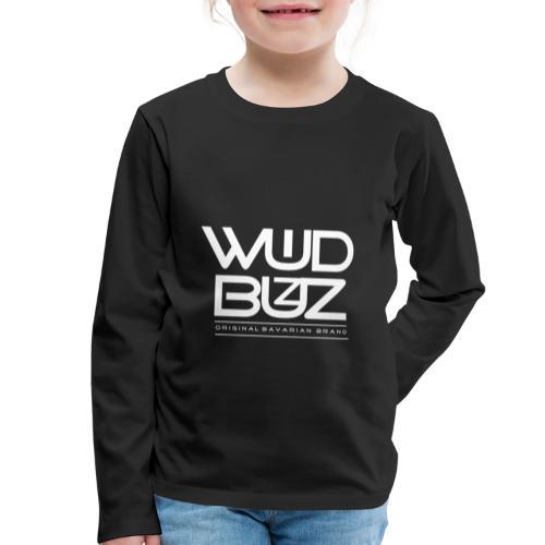 WUIDBUZZ | WB WUID | Unisex - Kinder Premium Langarmshirt