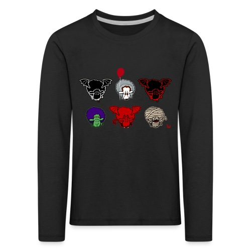 Moutons Creepers - T-shirt manches longues Premium Enfant