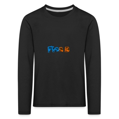 Flea_BMerchClear - Kids' Premium Longsleeve Shirt