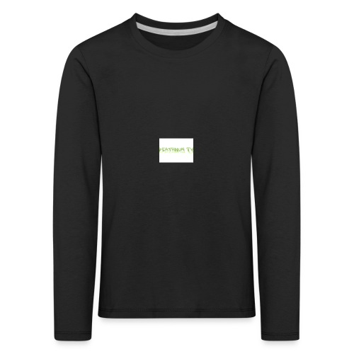 deathnumtv - Kids' Premium Longsleeve Shirt