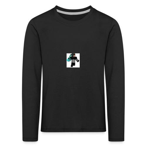 ramera - Camiseta de manga larga premium niño