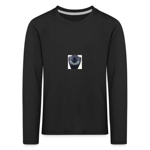 Thinshop - Camiseta de manga larga premium niño