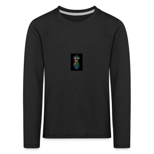 Nigga - Camiseta de manga larga premium niño