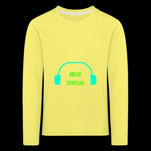 ARLEK CYPETAV - T-shirt manches longues Premium Enfant