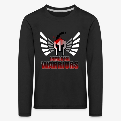 The Inmortal Warriors Team - Kids' Premium Longsleeve Shirt