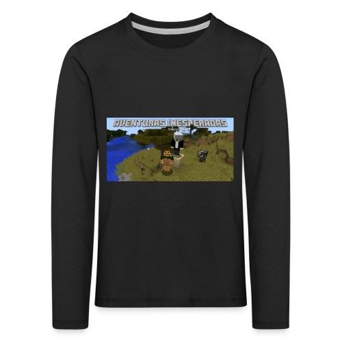 minecraft - Kids' Premium Longsleeve Shirt