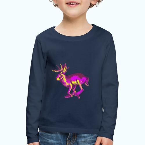 Wolpertinger - Kids' Premium Longsleeve Shirt