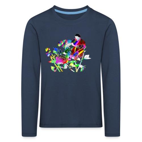 Régine - T-shirt manches longues Premium Enfant