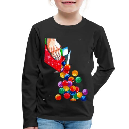 X ereals - Kids' Premium Longsleeve Shirt