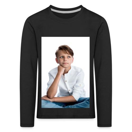 Sjonny - Kinderen Premium shirt met lange mouwen