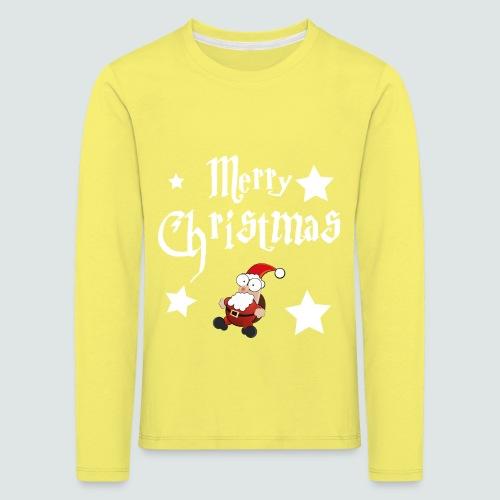 Merry Christmas - Ugly Christmas Sweater - Kinder Premium Langarmshirt